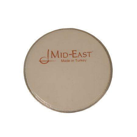Mid-East Synthetic Head for Copper or Aluminum Doumbek 8.63