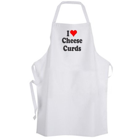 Aprons365 - I Love Cheese Curds – Apron – Food Cooking Chef Cook