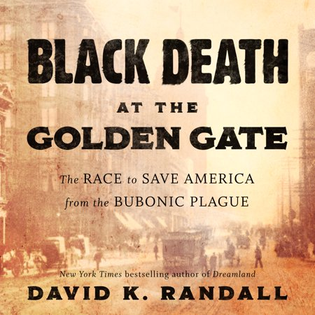 Black Death at the Golden Gate: The Race to Save America from the Bubonic Plague (Audiobook) - Bubonic Plague Mask