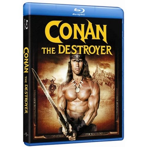 Conan The Destroyer (Blu-ray) (Widescreen)