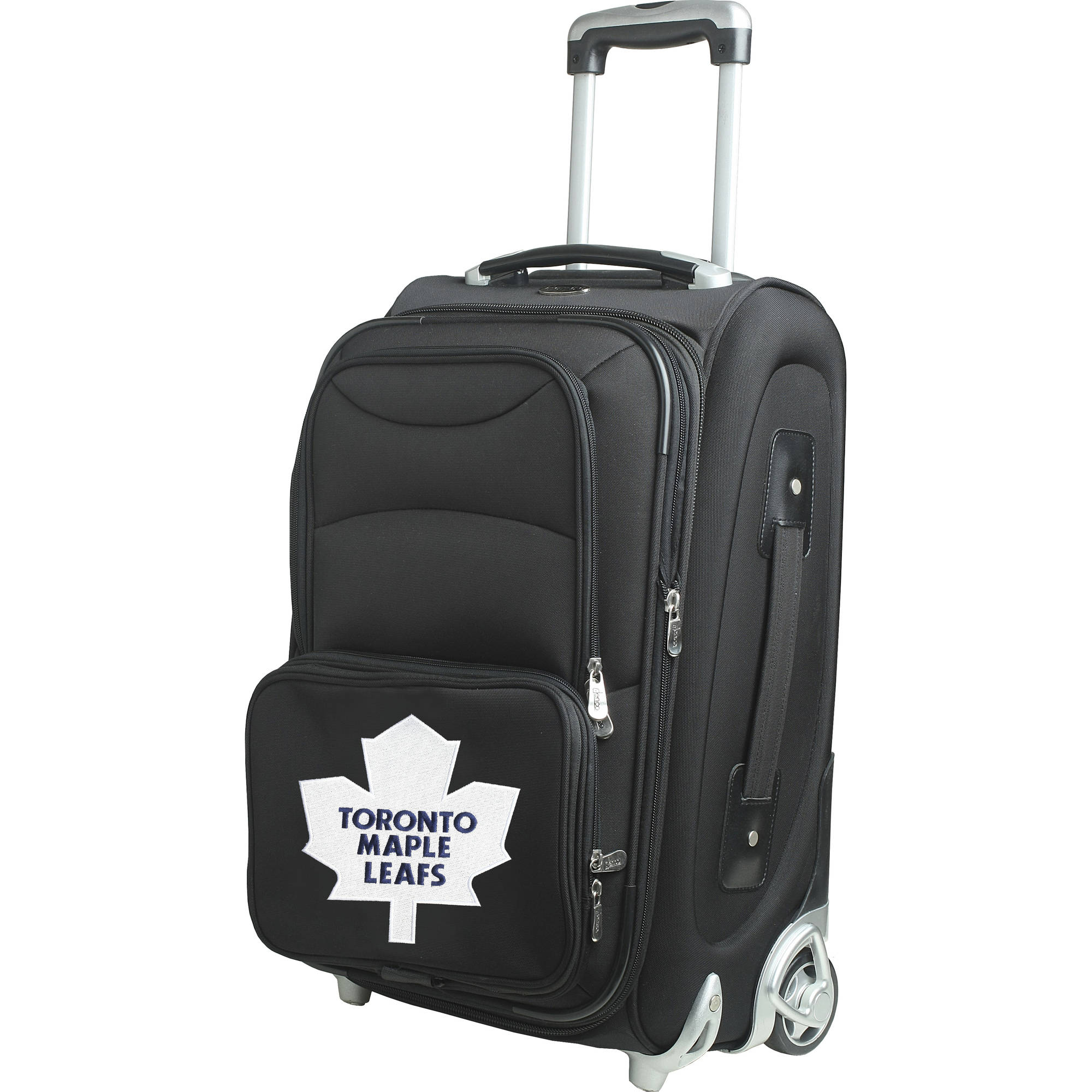 "Denco NHL 21"" Carry-On, Toronto Maple Leafs by Mojo Licensing"