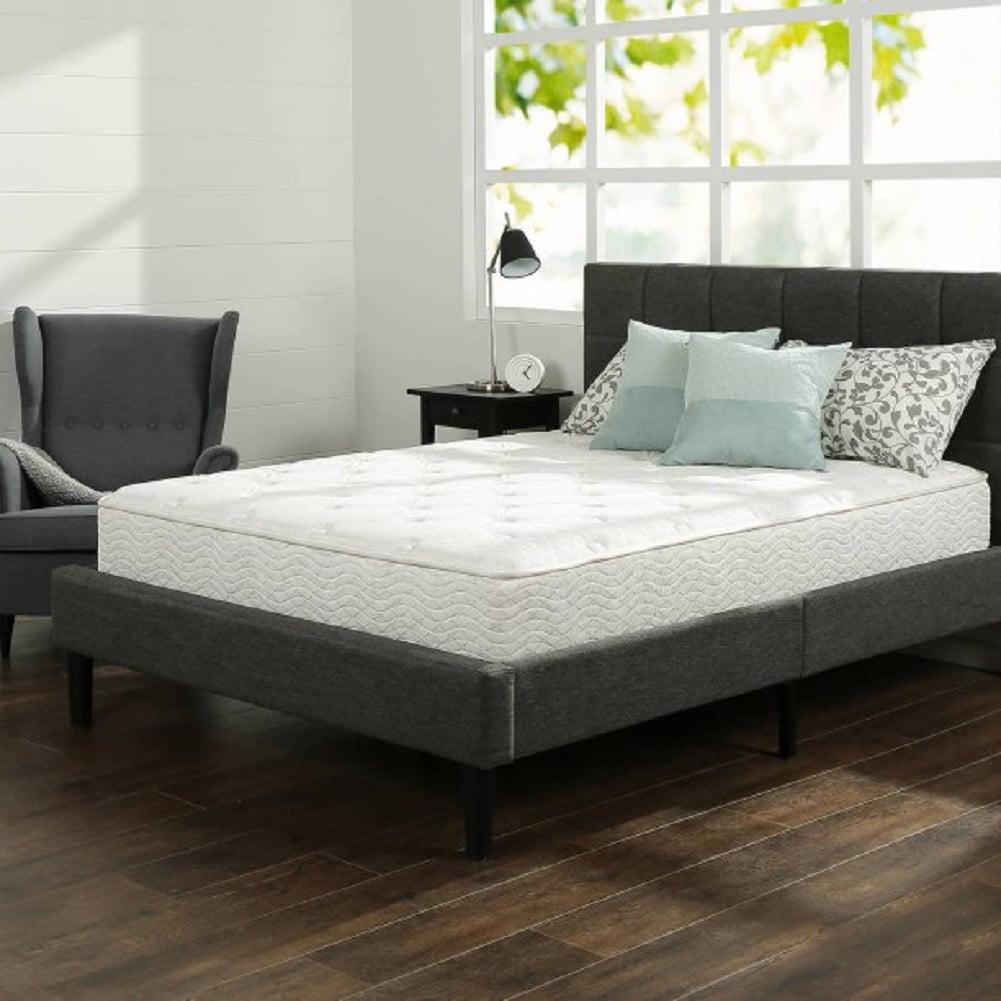 "Slumber 1 10"" Comfort Spring Mattress, Multiple Sizes by ZINUS"