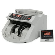 ZENY Money Bill Counter Detector Display Currency Cash Counter Bank Machine