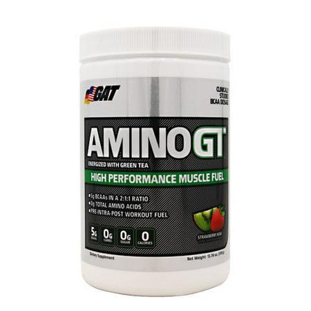 Gat Amino Gt Strawberry Kiwi   390 Grams