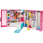Barbie Dream Closet with 30+ Pieces, Ships in Own Packaging