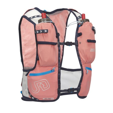Ultimate Direction Race Vesta 4.0 Women's Running Hydration Vest, Coral, (Ultimate Direction Sj Ultra Vest 2-0 Sale)