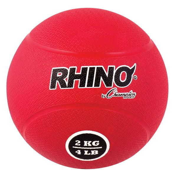 2kg Rubber Medicine Ball