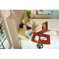 Product Image Kist Best Overbed Table Adjule Tilt Over Bed With Wheels