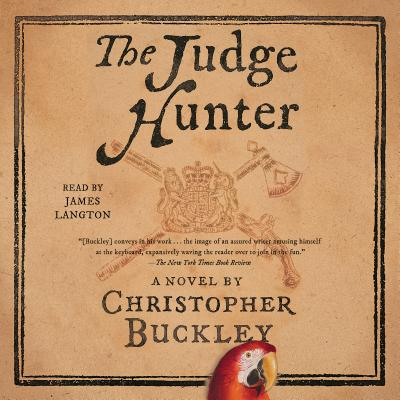 The Judge Hunter - Audiobook