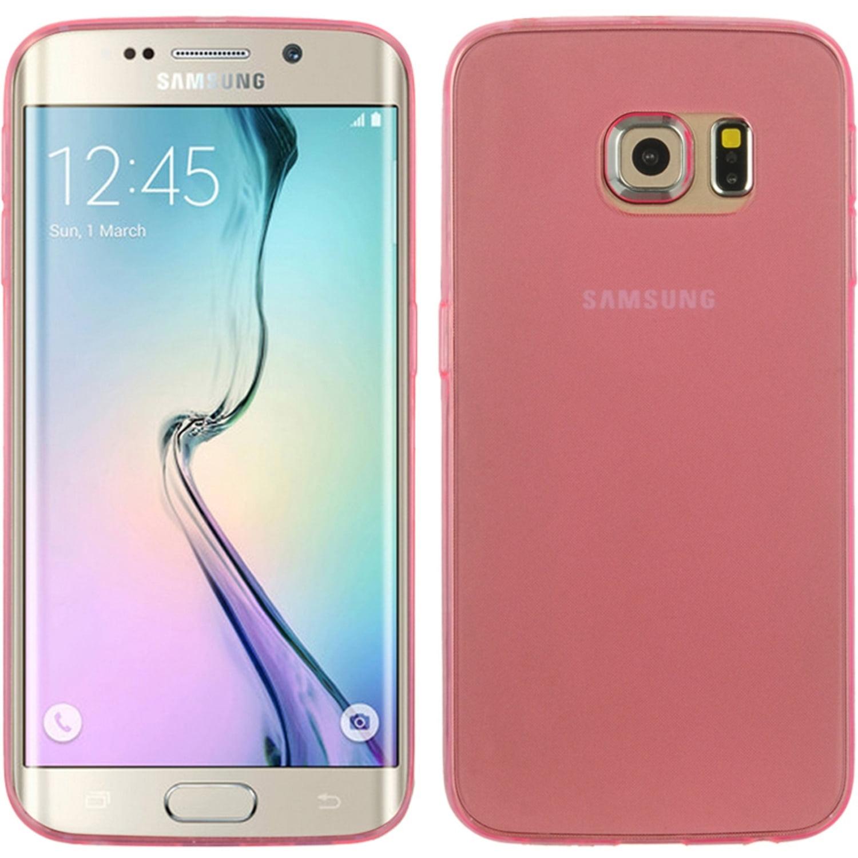 Samsung Galaxy S6 Edge Case, by Insten TPU Gel Case Cover For Samsung Galaxy S6 Edge