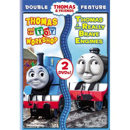 Thomas And Friends  Thomas And The Toy Workshop   Thomas And The Really Brave Engine