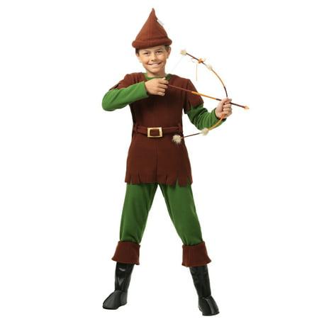 Little Robin Hood Costume for Boys