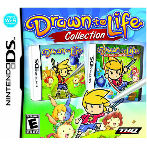 Drawn To Life Collection (DS) - Pre-Owned