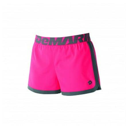 W DeMarini Yard-Work Training Shorts - Wilson Wilson Elastic Waist Shorts