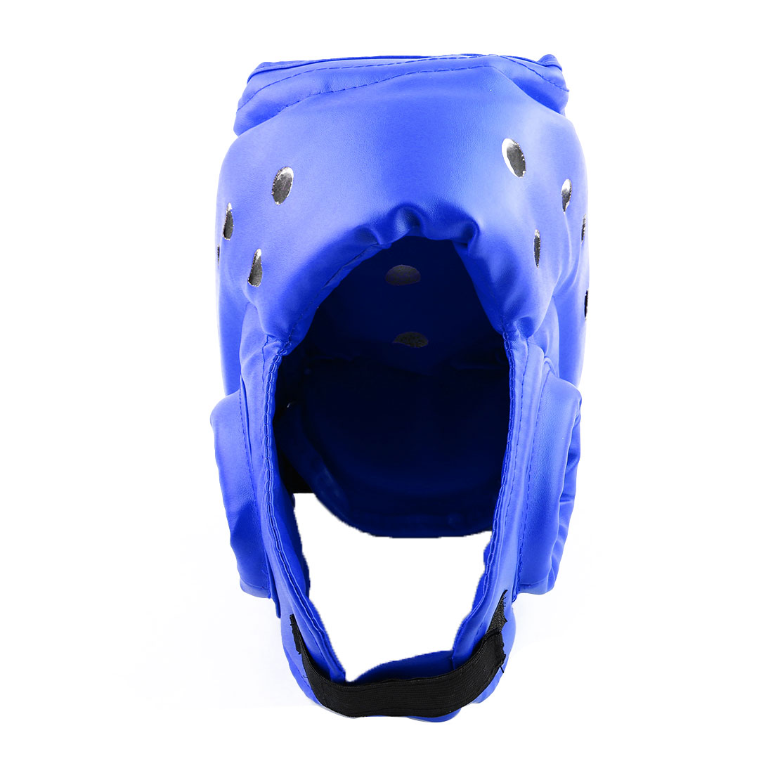 Kickboxing Sparring Head Brace Punching Protector Boxing Gear Helmet Blue Size S