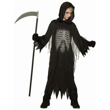 Halloween Night Reaper Child Costume - It's Halloween Night Kids Hut