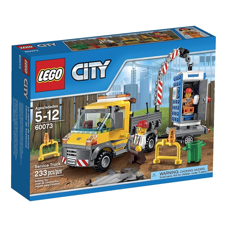 Lego City Demolition Service Truck (60073)