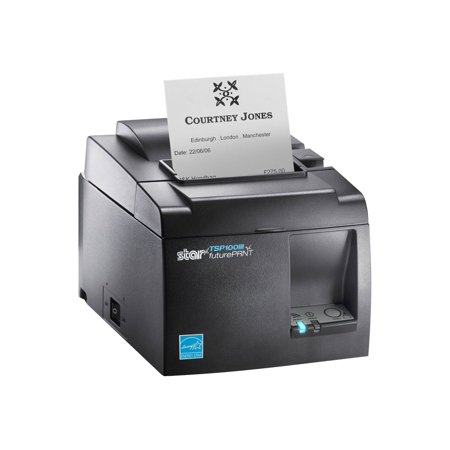 (Star TSP143IIIW - receipt printer - two-color (monochrome) - direct thermal)