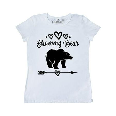 Grammy Bear Grandma Gift Women's T-Shirt - Athletic Costumes