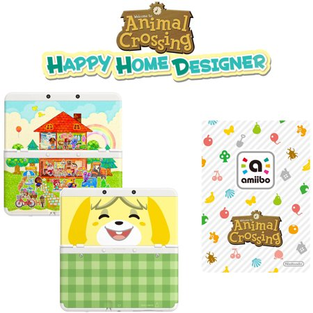 Nintendo animal crossing happy home designer new 3ds for 7 11 happy home designer