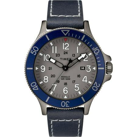 Timex Gents Style Allied Coastline 43Mm (50m Gents Watch)