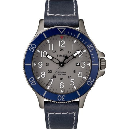 Complication Gents Watch (Timex Gents Style Allied Coastline 43Mm )