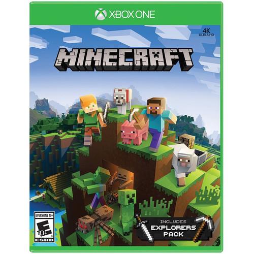 Mojang Minecraft Explorer's Pack, Microsoft, Xbox One, 889842245264