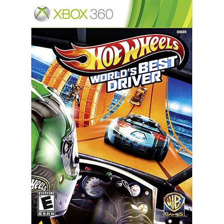Hot Wheels: World's Best Driver (Xbox 360) - Walmart.com
