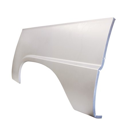 1966-77 Ford Bronco Lower Quarter Panel Skin Weldable Primer, L/H