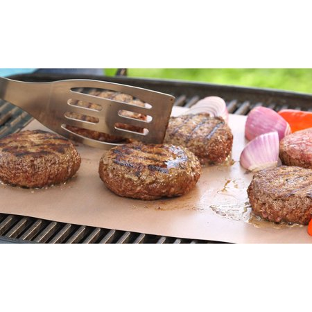 (2 pack) Yoshi Copper Grill Mat, 2 count