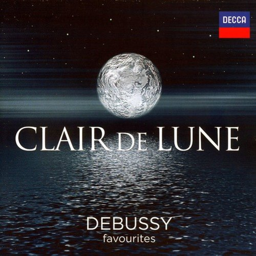 Claire De Lune: Debussy Favorites / Various