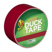 Duck Brand 1.88 in. x 20 yd. Red Colored Duct Tape