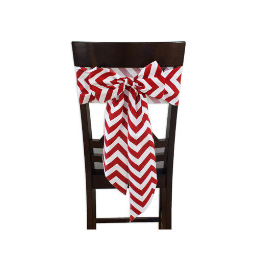Brite Ideas Living Zig Zag Chair Ties (Set of 2)