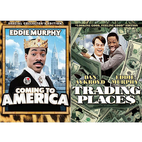 Coming To America / Trading Places (Widescreen)