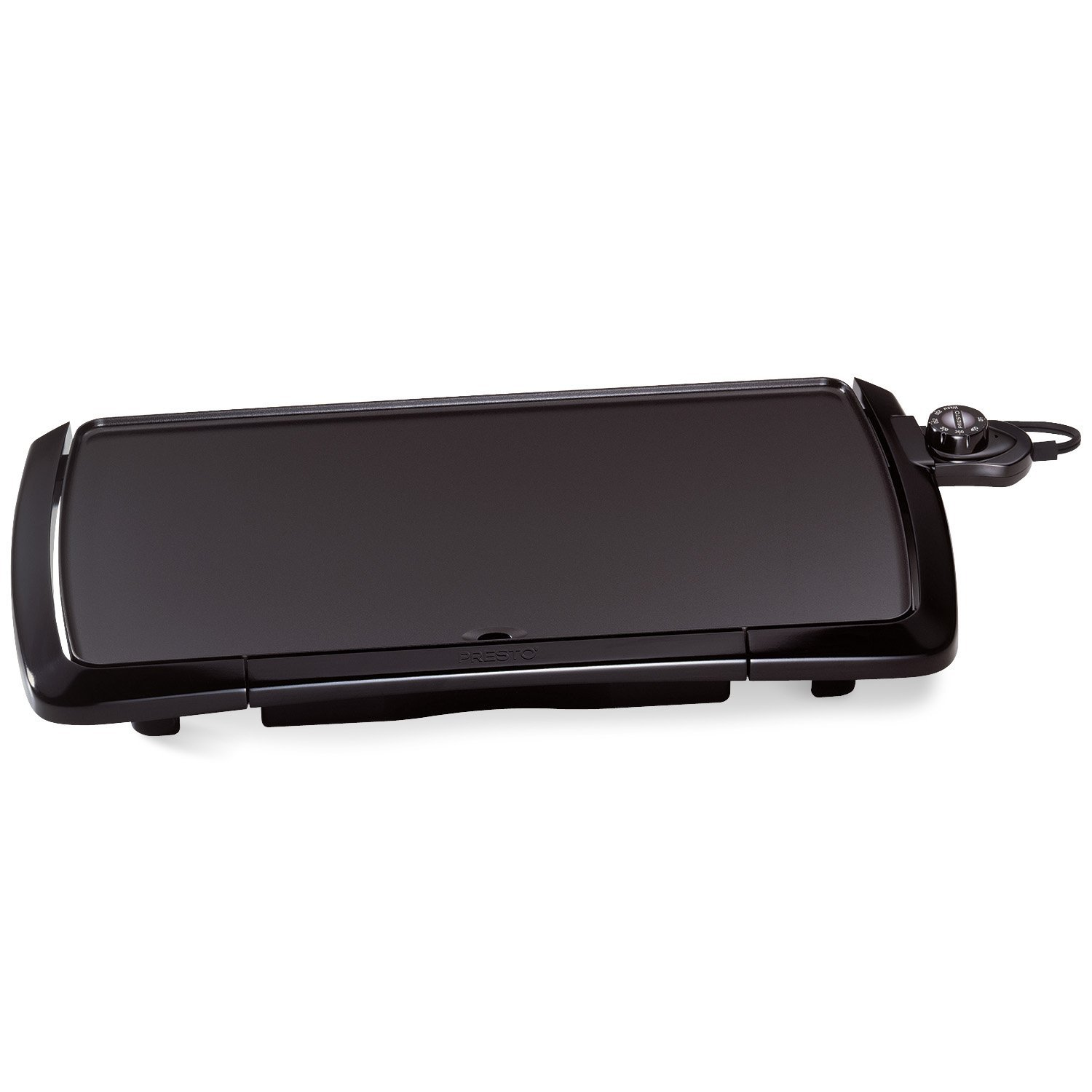 07030 Cool Touch Electric Griddle, TiltN 22 handles Cooking FamilySize Cool Black Touch 22inch With 07039... by