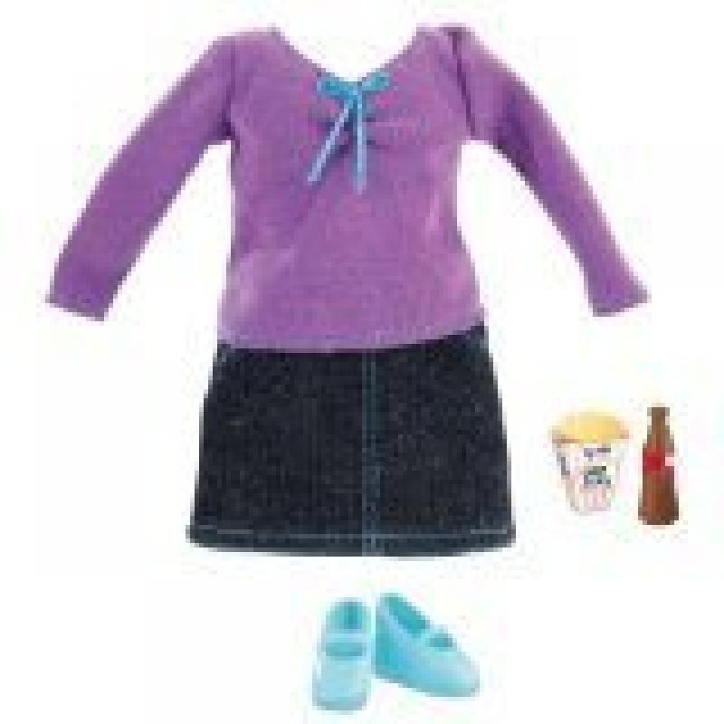 Dora Links Doll Fashion Pack Movie Theater Night by Fisher Price by
