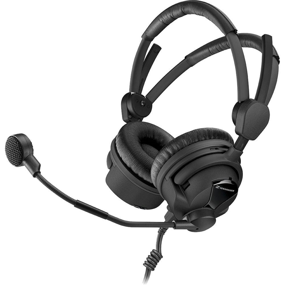 Sennheiser HMD 26-II-600-8 Dynamic Broadcast Headset by Sennheiser