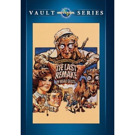 The Last Remake Of Beau Geste (DVD)