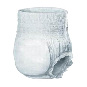 "Simplicity protective underwear medium 34"" - 46"". [ Sold by the Bag, Quantity per Bag : 20 EA, Category : Adult Protective Underwear, Product Class : Incontinence ]"