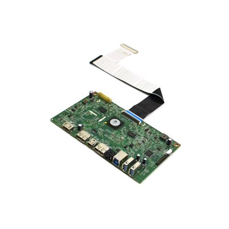"748.A1402.0011 L5114-1 DELL U2417H 24"" TV MONITOR MAIN INTERFACE CIRCUIT BOARD W/ CABLE 748.A1402.0011 Monitor Circuit Boards - New"