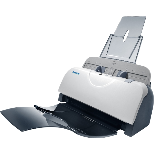 Avision AD125 Compact Color Sheetfed Document Scanner