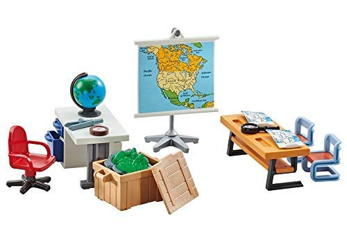 PLAYMOBIL Add ons Geography Class by Playmobil