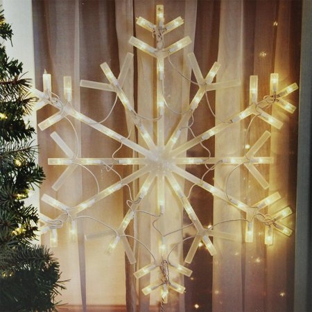 23 lighted snowflake christmas window silhouette for 18 lighted christmas tree with stars window silhouette decoration