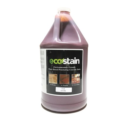 Terra Concrete - Concrete Stain - Semi-transparent Stain.Water-based Stain.