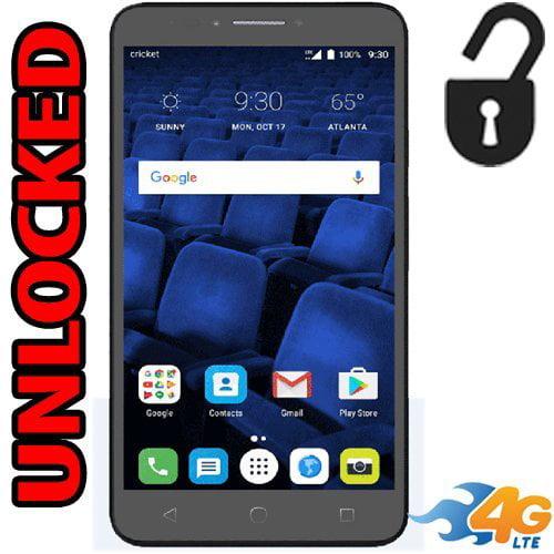 """Alcatel Theatre 4G LTE Unlocked TFT 6"""" 16GB 2GB Ram Android 6.0 Desbloqueado"""