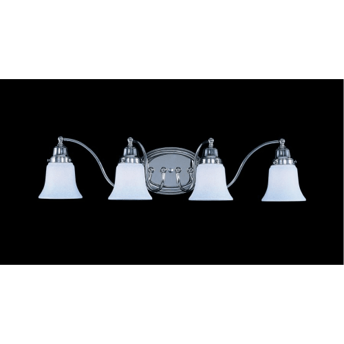 "Framburg FR 8414 4 Light 29"" Wide Bathroom Fixture from the Magnolia Collection"