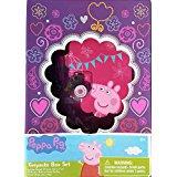 Peppa Pig Keepsake Box Set with Journal / Diary, Gel Pen, Sticker Sheet, Lock and Keys ()