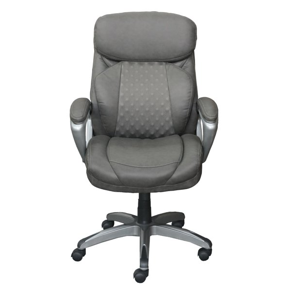 Serta Works Executive Office Chair With Acucell Technology Walmart Com Walmart Com