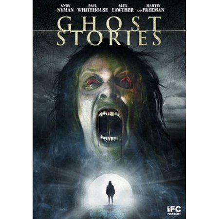 Ghost Stories DVD for $<!---->