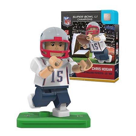 Chris Hogan Nfl New England Patriots Super Bowl Li Generation 4 G4 Mini Figure By Oyo Ship From Us